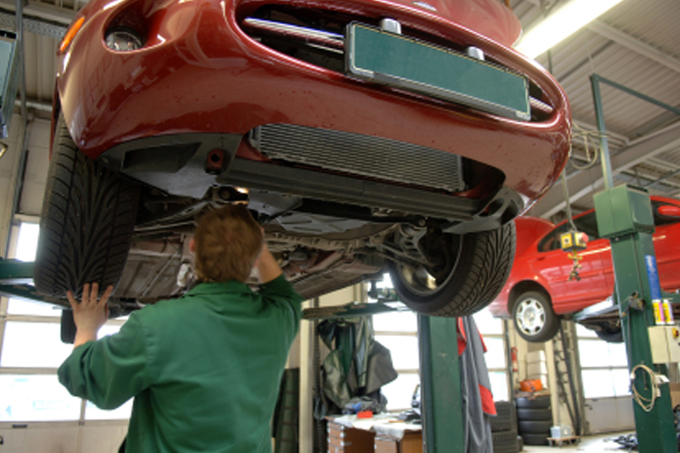 Collision & Body Repairs